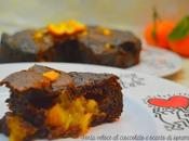 Torta veloce cioccolato scarto spremuta