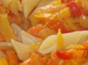 Pasta sugo multicolor (ricetta antispreco)