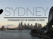 Itinerario Sydney piedi, pochi giorni