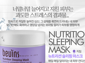 Recensione: beuins nutrition sleeping mask