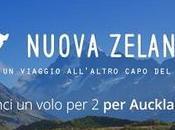 Vinci viaggio Nuova Zelanda!