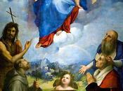 Madonna Foligno, Raffaello