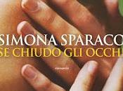 Recensione basso costo: chiudo occhi, Simona Sparaco