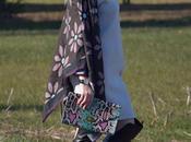 Outfit gray sweater dress maxi pull lana grigio abbinato stivali ginocchio