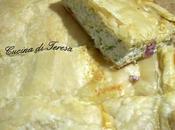 Torta salata ricotta zucchine