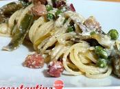 Spaghetti frittella modo