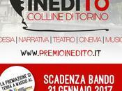 Aperto bando 2017 Premio InediTO Colline Torino