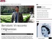 Intervista Radio Radicale. Bertolotti: racconto l'Afghanistan