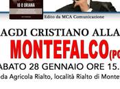 """Magdi Cristiano Allam presenta Bastia, Montefalco Spoleto libro ORIANA"""""""