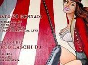 Discoteche Versilia: Gennaio Capannina Franceschi