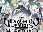 guerra generi DIABOLIK LOVERS MORE BLOOD COMPAGNIA DELL'EBETE