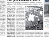 """Tolkien l'Italia: Recensione """"Libero"""""""