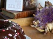 Fluffosa versione Sacher, ovvero Chiffon cake vestita festa