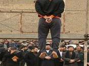 Iran: Quattro detenuti impiccati pubblico. Dall'inizio 2017, almeno esecuzioni capitali eseguite!