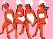 ILLUSTRAZIONE: femminilità nelle opere Amber vittoria