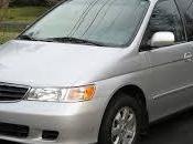 2004 Honda Odyssey Minivan Review