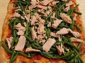 Pizza fagiolini tonno
