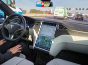 Tesla annuncia guida autonoma entro fine 2017
