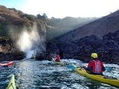 Jersey kayak adventure