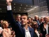 Perché Emmanuel Macron salvare Francia l'Europa)