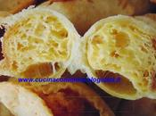Panzarotti uova formaggio