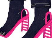 ILLUSTRAZIONE: scarpe inusuali Cecilia Campironi