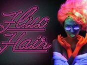 Fluo Hair: capelli illuminano buio