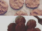 Biscotti proteici vegan cioccolato
