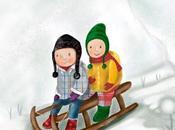 Tempo NeveLa neve bella ammanta terra e...