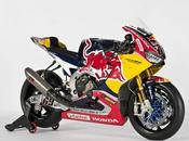 Honda 1000 Bull World Superbike Team 2017