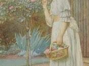 Schema punto croce: rosa giardino- Charles Edward Wilson