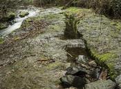 Piccola cascata fosso Acquarella Tuscania
