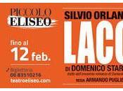 Lacci Silvio Orlando. Teatro Piccolo Eliseo, febbraio 2017