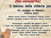 MILANO Omaggio Franco Cerri Auditorium Giorgio Gaber Palazzo Pirelli