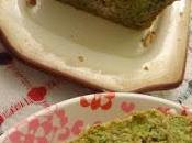 Plumcake salato broccoli zola