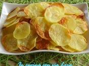 Patate chips forno ricetta light