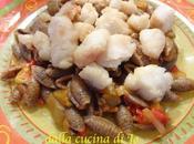 Gnocchetti saraceni verdure pepite nasello