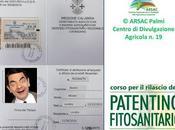 Provincia Reggio elenco nuovi Corsi l'ottenimento certificato abilitazione all'acquisto all'utilizzo prodotti fitosanitari.