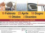 febbraio 2017 raccolta gratuita rifiuti ingombranti Piazza Vittorio