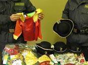 VENEZIA. Operazione Carnevale Sicuro: sequestrati circa milioni articoli carnevaleschi sicuri contraffatti