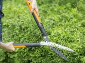 Fiskars PowerGear™ potenza meno fatica giardino