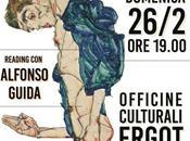 """Domenica Febbraio 2017 Lecce Officine Culturali ERGOT """"Mùtilo. monologo teatro"""" Marco Vetrugno. Reading Alfonso Guida"""