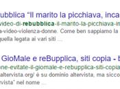 """lista buoni cattivi web? quando Debunker Svizzero considerava """"Satirico"""" sito Rebubblica?Bufalite"""