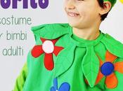 Nuovo cartamodello! Costume Prato Fiorito bimbi adulti