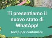 WhatsApp introduce Stories negli status