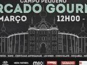 Lisbona torna Mercado Gourmet marzo