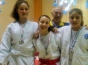 Serie medaglie d'oro ragazze della Judo Bu-Sen Luino weekend