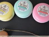 nuove creme mani Love Macarons Alessandro International