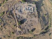 Scoperta casa affreschi Israele