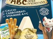 L'ABC della Merenda, snack giusto bambini Parmareggio.